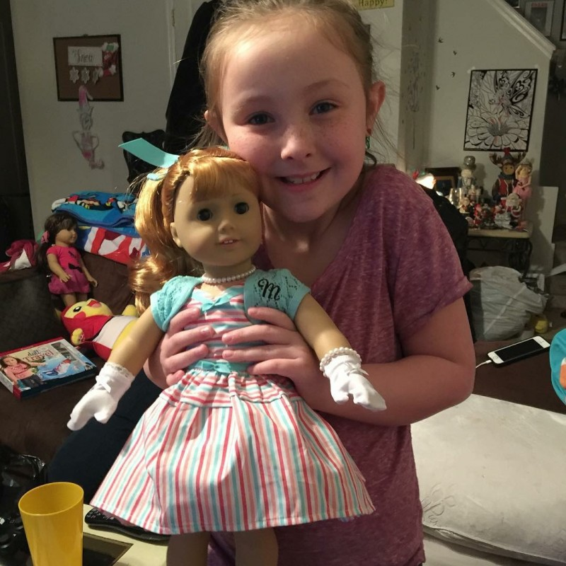 Mary Ellen American Girl Doll