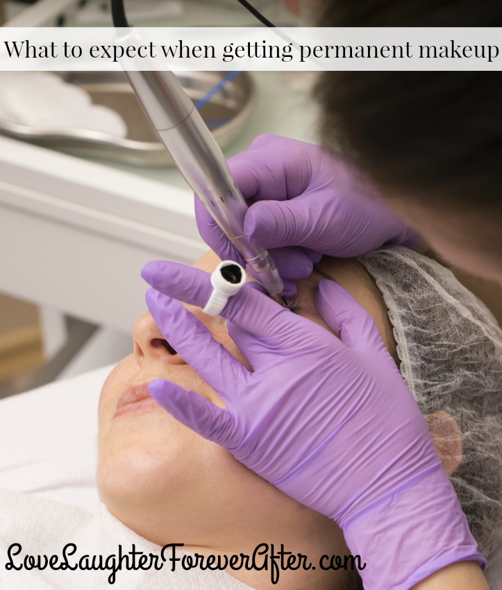 what to expect from permanent makeup