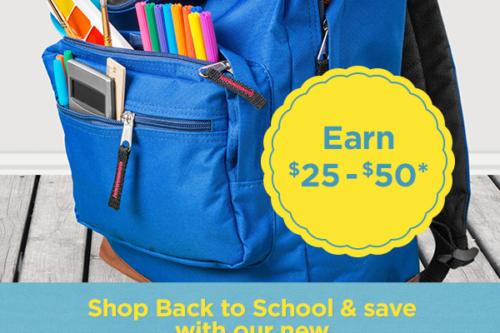 Coupons.com back to school savings