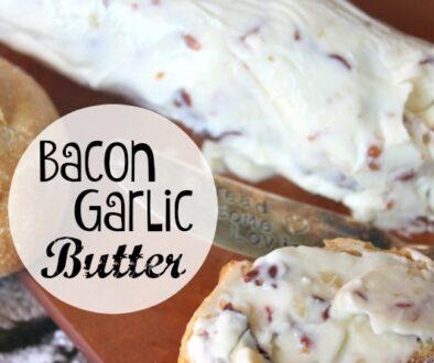 Bacon Garlic Butter Recipe