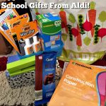 Show Some Teacher Appreciation With Back To School Gifts From Aldi!